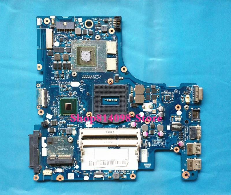AILZA NM-A181 MÈRE D'ORDINATEUR PORTABLE ADAPTÉ POUR LENOVO Z510 NOTEBOOK PC GT740M 2 gb