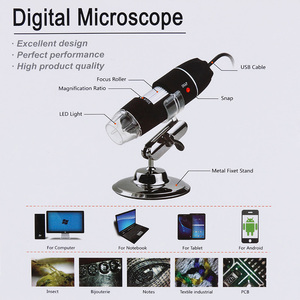 Image 5 - Vastar Mega Pixel 500X 1000X 1600X 8 LED Digital USB Mikroskop Microscopio Lupe Elektronische Stereo USB Endoskop Kamera