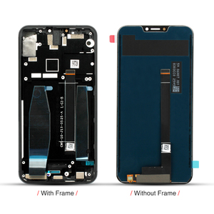 Image 5 - Pantalla LCD Original para Asus Zenfone 5z ZS620KL, con marco para Zenfone 5 ZE620KL, reemplazo del digitalizador de pantalla LCD, piezas de repuesto