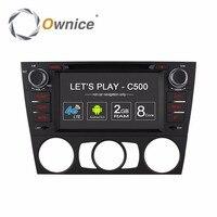 Ownice C500 4G SIM LTE Android 6.0 Octa 8 Core Car DVD For BMW 3 Series E90 E91 E92 E93 GPS Support Wifi Radio 2GB RAM 32GB ROM
