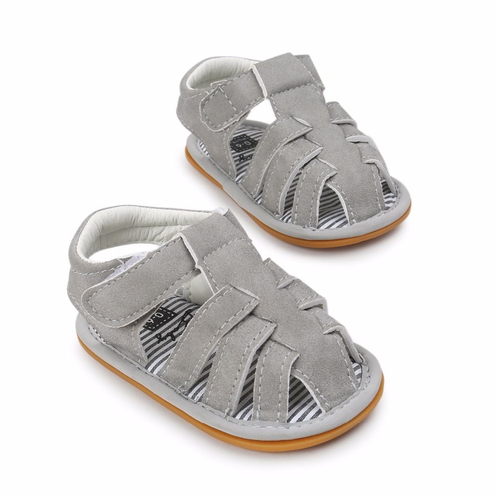 Gray-Color-Summer-Autumn-Newborn-Baby-Boy-Sandals-Clogs-Shoes-Casual-Breathable-Hollow-For-Kids-Children-Toddler-3