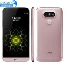 """Original LG G5 Smartphone Quad-core 5,3 """"QHD IPS 4 GB RAM 32 GB ROM 16MP Kamera LTE IPS Telefon"""