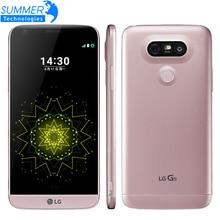 Original LG G5 font b Smartphone b font Quad core 5 3 QHD IPS 4GB RAM