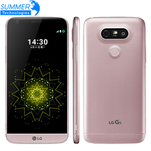 Original LG G5 Smartphone Quad-core 5.3″ QHD IPS 4GB RAM 32GB ROM 16MP Camera LTE IPS Phone