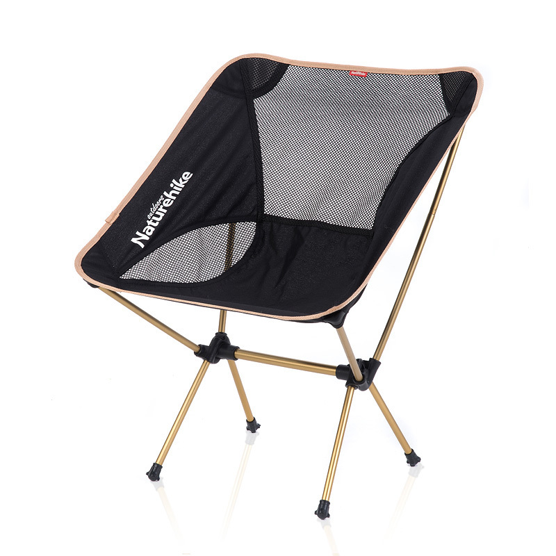 POINT BREAK NH15Z012 S2 Khaki Large Table + Moon Fishing Chair*2,Fishing  Leisure Chairs Outdoor Folding Tables And Chairs Set In Outdoor Tablewares  From ...