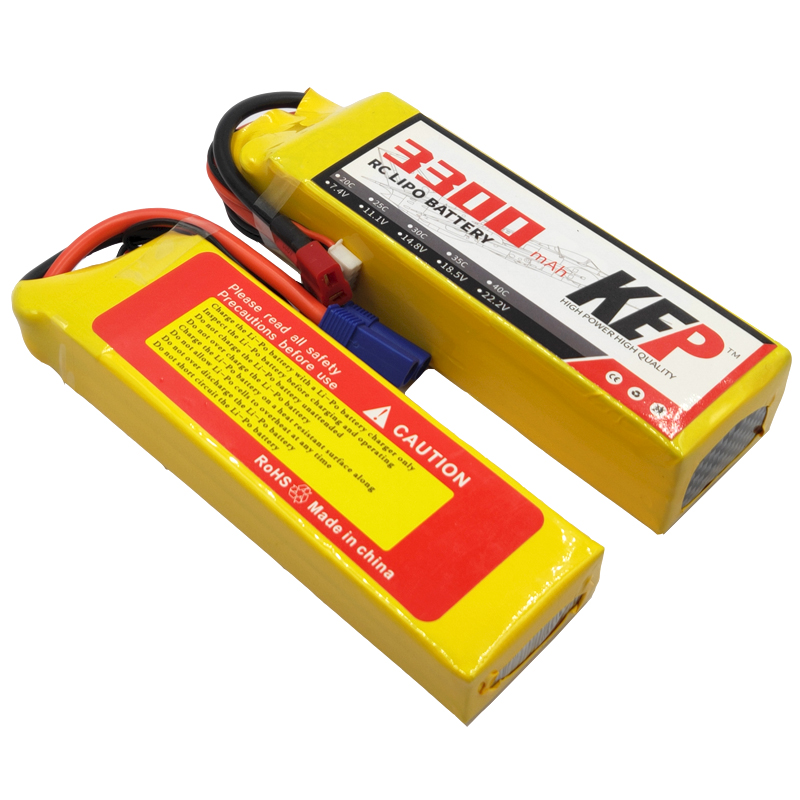 <font><b>4S</b></font> <font><b>3300mAh</b></font> 14.8v 30C 40C RC LiPo Battery MAX 60C 80C Rechargeable lipo battery For Remote Control Model XT60 image