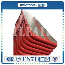 무료 배송 풍선 에어 트랙 트램펄린 텀블 트랙 체조 풍선 에어 매트 판매 (크기 : 300x100x20cm)