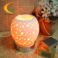 Genuine third gear touch Himalayan salt crystal lamp bedside lamp nightlight natural mineral Eye lamp