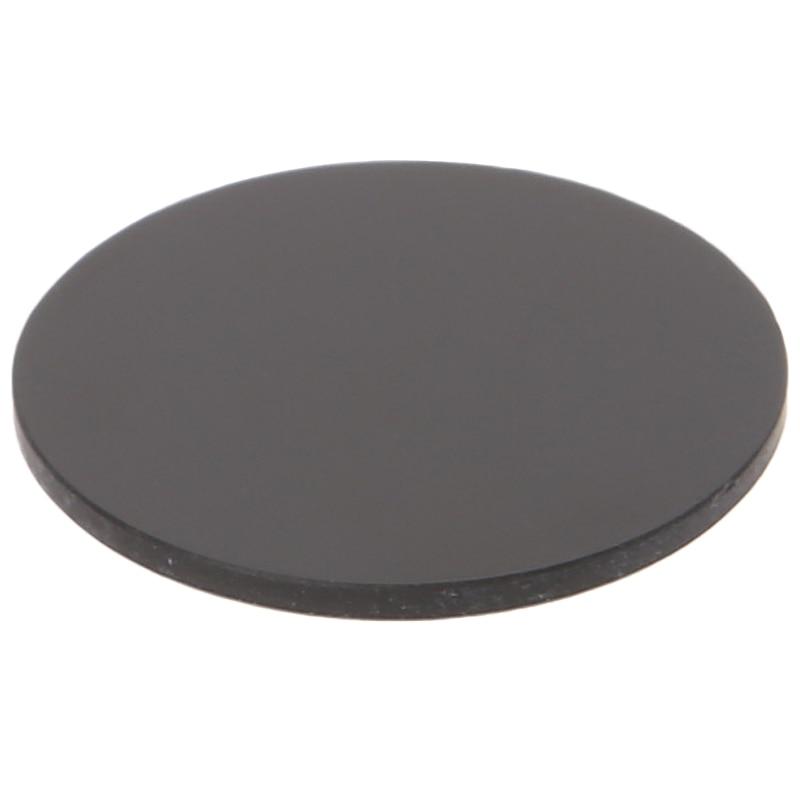 ZWB2 Ultraviolet UV Filtre Passe-Bande de Poche UV Diamètre 25mm Épaisseur 1.5mm