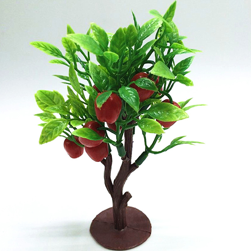 2017 New Arrival 10pcs Bamboo Leaf Plants Plastic Simulation Fruit - Festive and Party Supplies