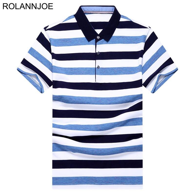 de2bae1e84 US $17.69 |R.N.J. Tricolor Striped Pique Polo Shirts Men Clothes 2018 Short  Sleeve Polo Men's Casual Regular fit Cotton Polos Para Hombre-in Polo from  ...