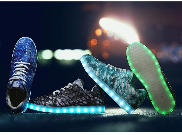 Led Sneakers Mistery 12