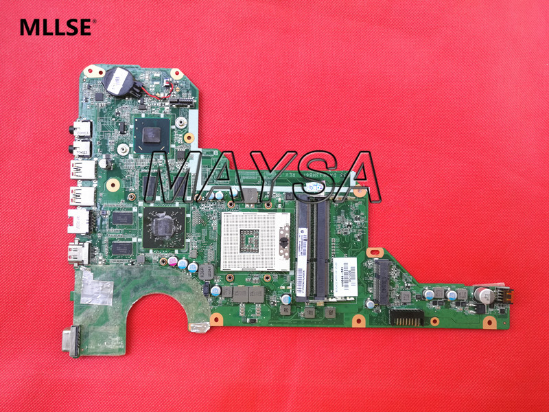 Original 680569-001 680569-501 Main baord Fit For hp pavilion G4-2000 G6-2000 g7 DA0R33MB6F1 motherboard, 100% working  free shipping 683030 001 683030 501 for hp pavilion g4 g6 g4 2000 g7 g6 2000 motherboard r53 da0r53mb6e0 da0r53mb6e1