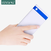 Ferising ultra thin power bank 10000mah dual usb external pover polymer china battery fast charger powerbank.jpg 200x200