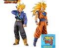 Dragon Ball Z Action Figures EX Plus Son Goku Trunks Super Saiyan Anime Dragon Ball GT Collectible Model Toy