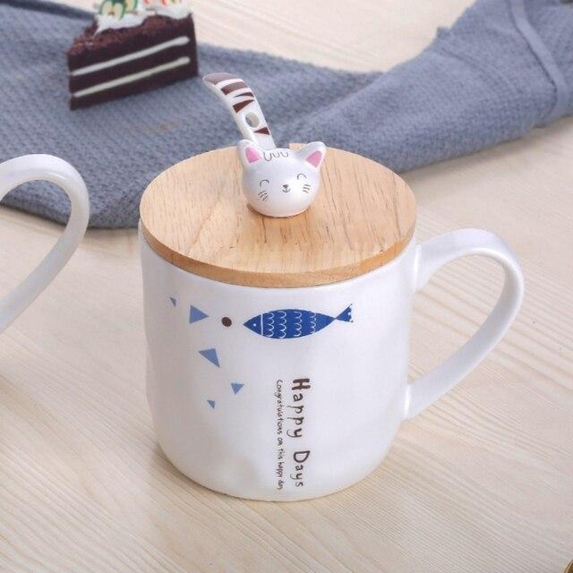 Creative Cat Mugs 2