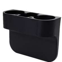 Car Holder Auto Interior Trunk Organizer Storage Portable Vehicle Seat Gap Cup Bottle Phone Drink Pen Holder Stand Boxes