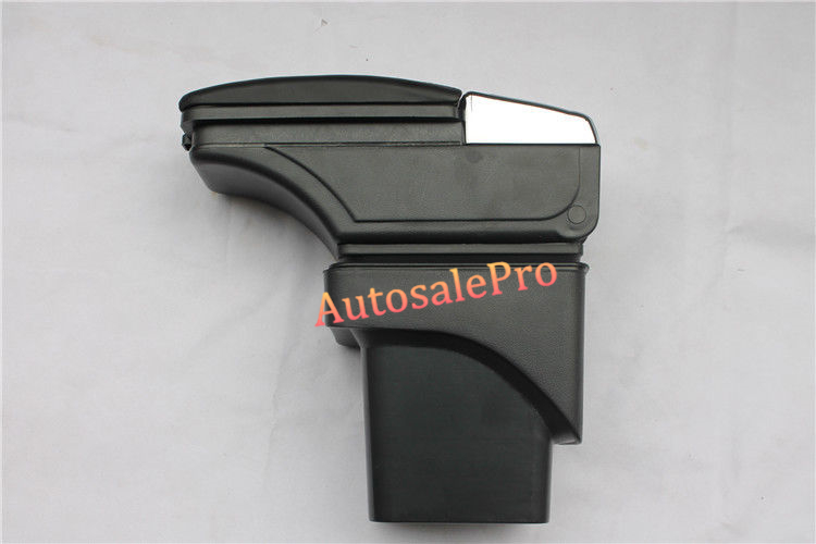Interior Middle Armrest Center Console Storage Box For Ford Focus 2 2009-2011 Low-Equipped Model generation armrest box for ford classic focus 2005 2015 central store content box interior armrest storage center console