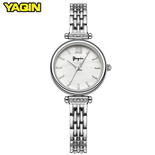 2018 Fashion Quartz Watches Women Top Brand Luxury Watch Leisure Stainless Steel Bracelet Women's Watch relogio masculino