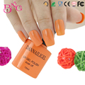 #25 Dannail Orange Color 10ml Long Lasting Soak Off UV Gel Nail Polish Nail Art UV Manicure Cosmetic Blink Gel Beauty Care