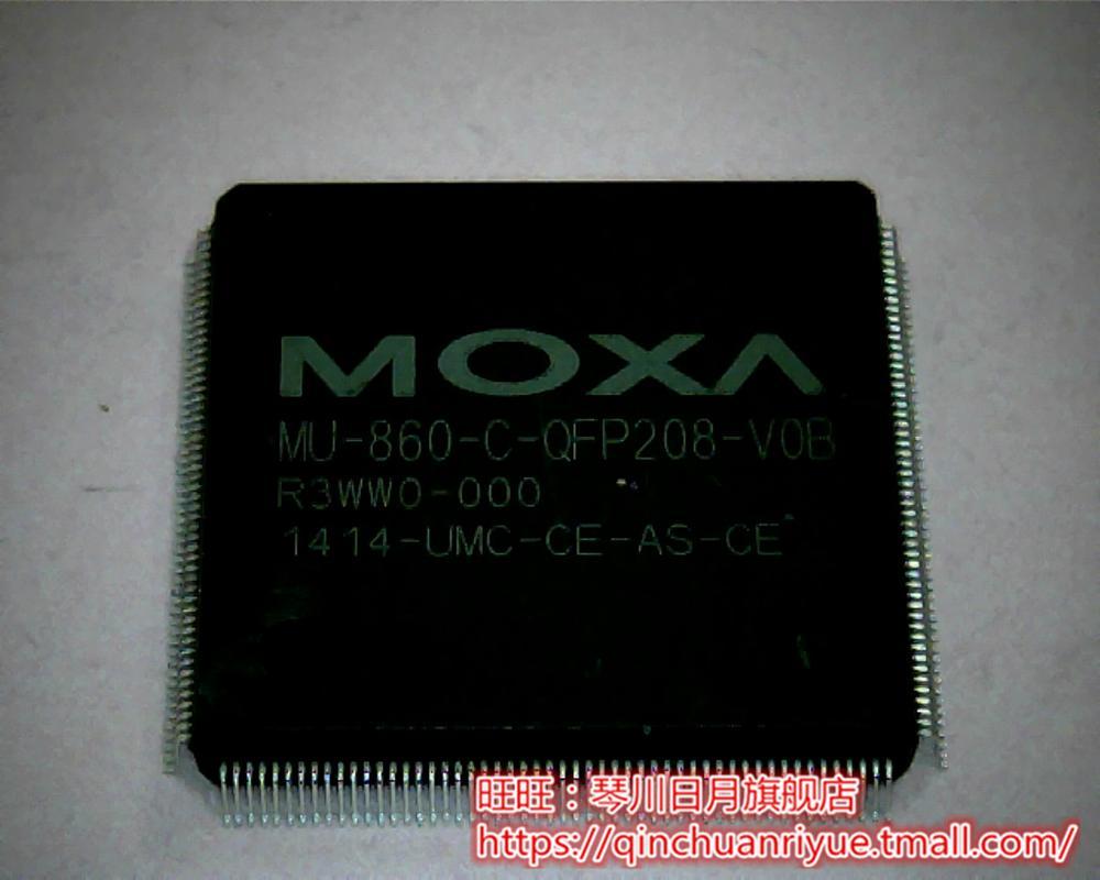 10pcs MU-860-C-QFP2O8-V0B  new 10pcs pic9054 ac50pi pic9054ac50pi qfp new