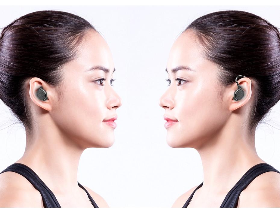 Light Headphones with Charge Case | Cornmi.com
