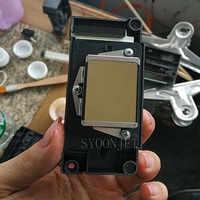 Guarantee 98% Nozzle ok Refurbished Used DX5 Print head For Epson F186000, F160010, F158000, F187000