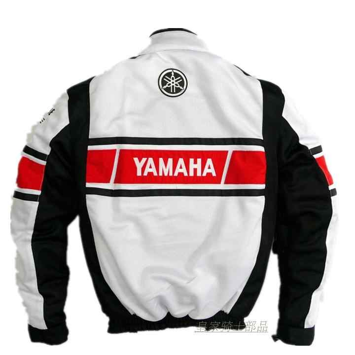 Мотогонки серии Гран-при В переменного тока, 50-год Юбилейная куртка для YAMAHA Команда Лето мотоциклетная сетка дышащая Лыжная куртка