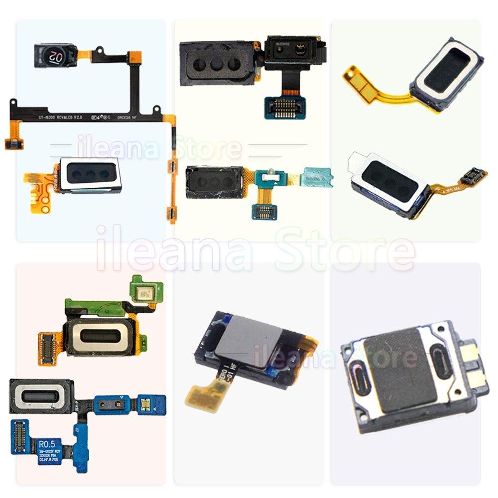 Earpiece For Samsung Galaxy S3 i9300 S4 i9500 S5 G900F S6 S7 Edge S8 Plus Mini Ear Piece Speaker Original Headphone Flex Cable