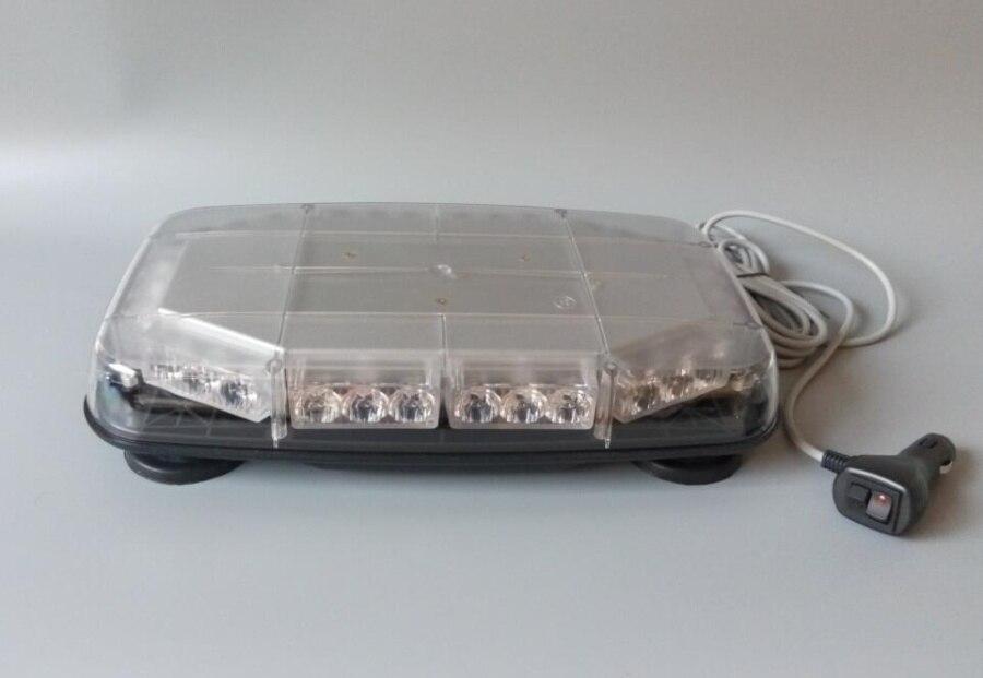 Yüksək ulduz DC12V 30W təcili işıqlar, xəbərdarlıq lampası, - Avtomobil işıqları - Fotoqrafiya 2