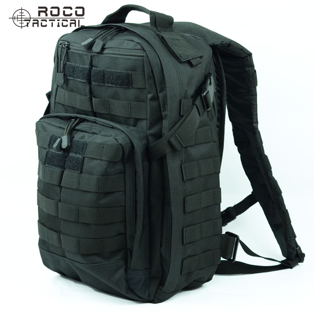 купить ROCOTACTICAL 35L Molle Tactical Backpack Outdoor Sports Hiking Backpack for Camping Climbing Military Backpack по цене 2932.05 рублей
