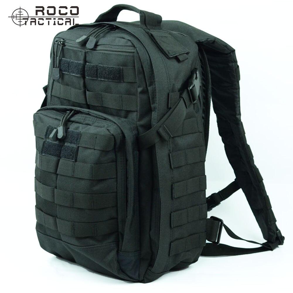 Rocotactique 35L Molle sac à dos tactique Sports de plein air randonnée sac à dos pour Camping escalade militaire sac à dos