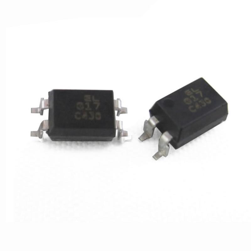 MCIGICM 1500pcs EL817 817 SMD Optocoupler EL817C SOP4