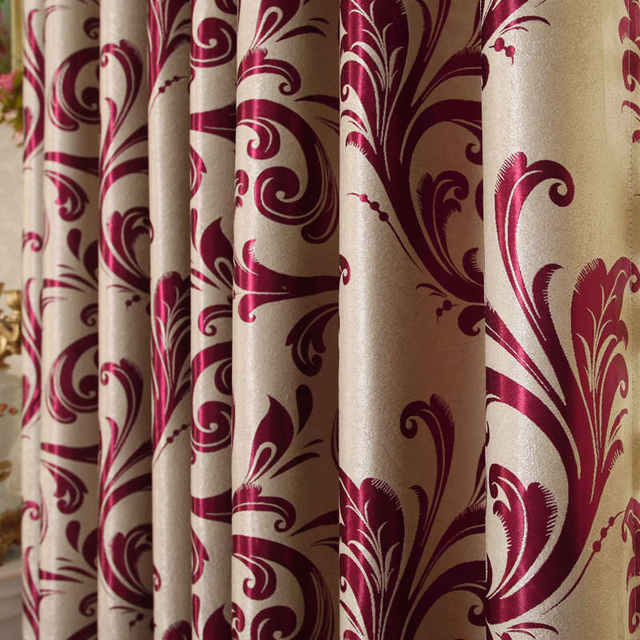 2018 New Curtains For Dining Living Bedroom Room High Class
