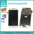 For samsung galaxy s4 gt-i9500 i9505 i337 lcd display Touch Screen with Digitizer assembly with frame
