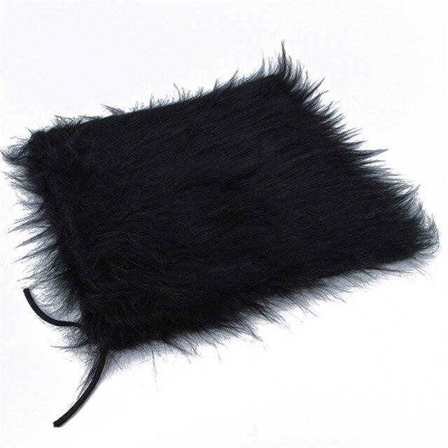 Lion Mane Dog Wig Costume 3