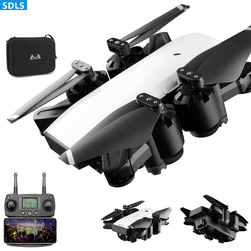 Foldable 2.4G GPS RC Drone Quadcopter 5G 1080P WIFI FPV Camera GPS Follow Me Mode Altitude Hover Fixed Point Fly GPS Auto ReturnFoldable 2.4G GPS RC Drone Quadcopter 5G 1080P WIFI FPV Camera GPS Follow Me Mode Altitude Hover Fixed Point Fly GPS Auto Return