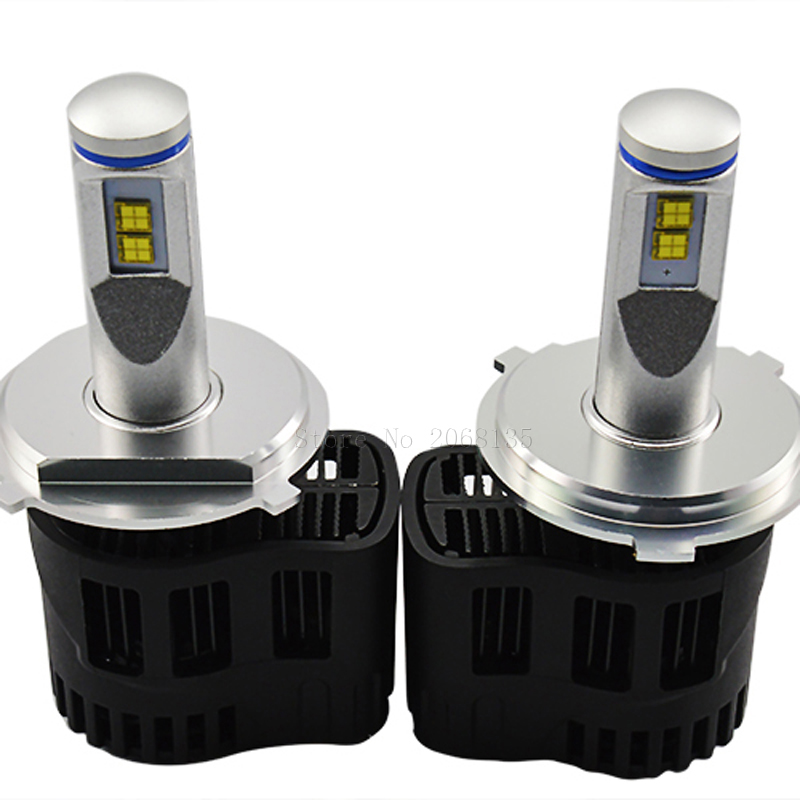 110W 10400LM Car LED Headlights H4 P6 MZ Chips, H4 Car LED Headlight, Car H4 LED Headlight Bulbs, H4 LED Head Light Bulb new car styling auto h4 led bulb h7 lighting car led 12v lights h4 h7 led lamps light bulbs headlights for cars led headlights
