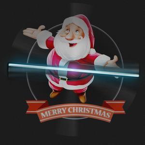 """Image 2 - TBDSZ holograma 42cm/16.5 """"Wifi 3D projecteur holographique hologramme joueur oeil nu LED affichage ventilateur publicité lumière APP contrôle"""