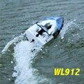 2015 новое поступление Wltoys WL912 RC дистанционного управления лодкой 2.4 г 4CH 24 км/ч высокая скорость для профессиональные легкая атлетика