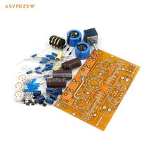 TU-2 (WCF Modified) 6N2+6N6 Tube headphone power amplifier DIY Kit (No tube)