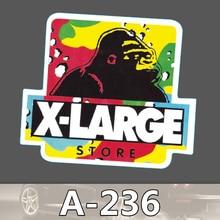A-236 Cothes Marke Wasserdicht DIY Aufkleber Für Laptop Gepäck Skateboard Kühlschrank Auto Graffiti Cartoon Aufkleber