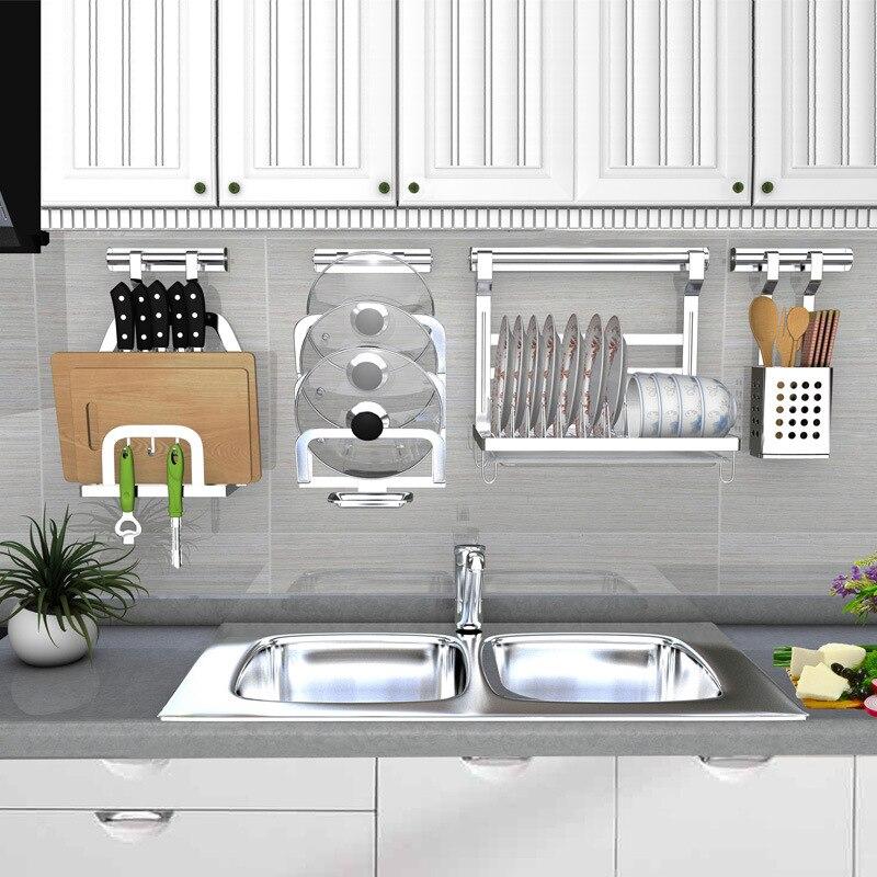 Kitchen Shelf Rack Singapore: DIY Kitchen Rack Stainless Steel Kitchen Shelf Dish Racks