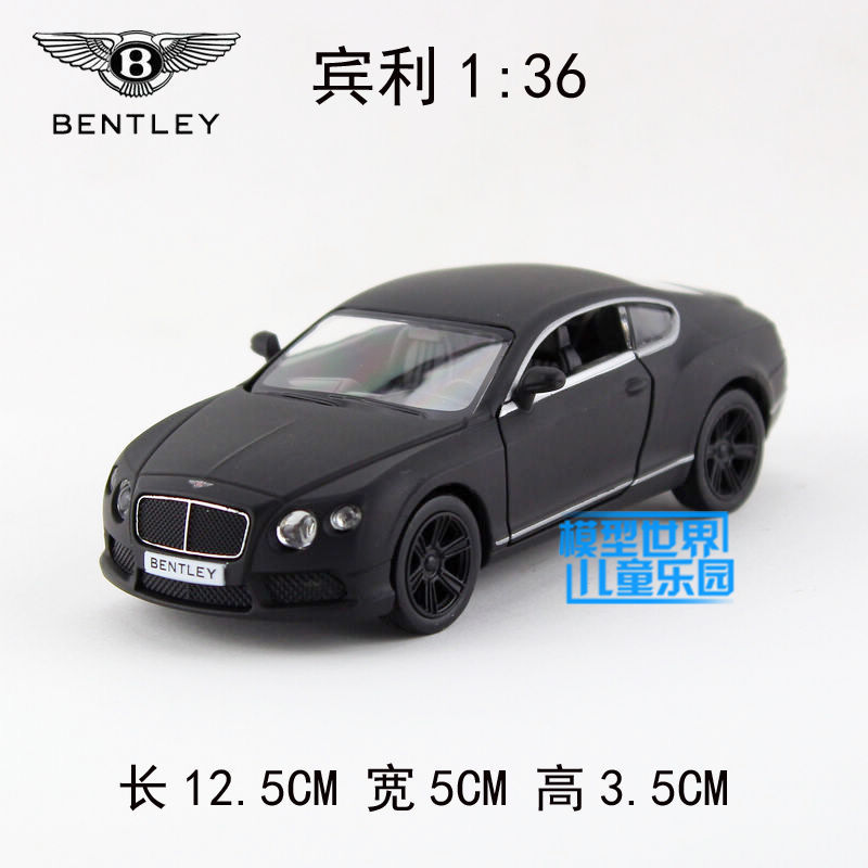 36 Best Bentley Images On Pinterest: RMZCity 1:36 Scale Model Car/Diecast Toy/The Simulation