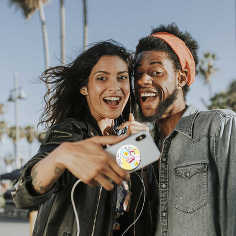 PopSoket Original Stretch попсокт okrągła na telefon kieszenie gniazdo ręcznie rozszerzające się wyskakuje i uchwyt PopSocet dla iPhone Xiaomi