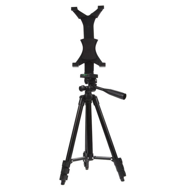 Profesional de la cámara del soporte del trípode flodable mesa portátil/pc soporte para ipad 2/3/4 mini de aire pro samsung