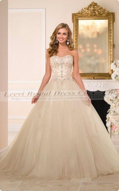Vestido Novia Playa Robe De Mariage Princesse Pnina Tornai Wedding ...