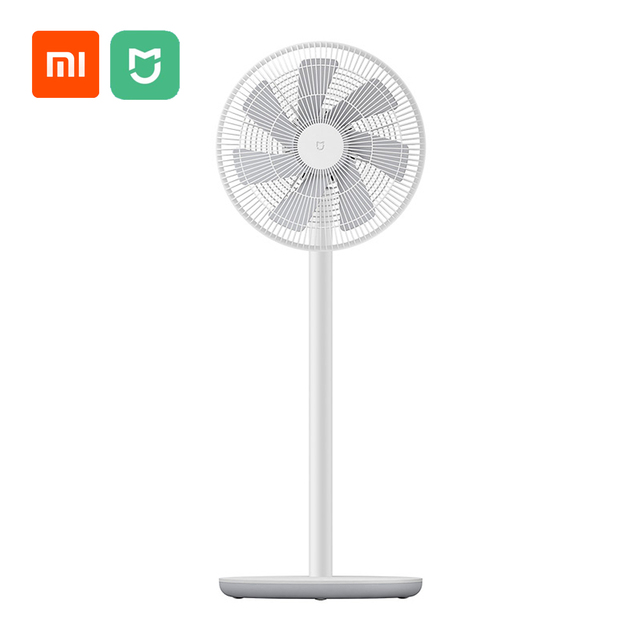2018 Xiaomi Mijia DC Inverter Fan for Home Cooler House Floor Standing Fan Portable Air Conditioner Natural Wind APP Control