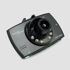 Image 2 - Car DVR Camera Mirror Night Vision Driving Recorder HD LCD Display Driving Auto Recorder Camera Built in Microphone Speaker
