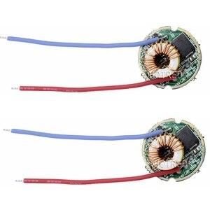 Image 3 - קריס XLamp XHP70 XHP70.2 6 V LED נהג 22 MM DC6V 15V 1 מצב/5 מצב קלט 6 15 V פלט עבור 6 V XHP70 LED אור מנורה